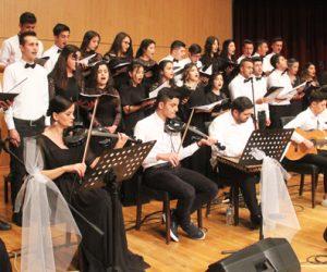 Kahramanmaraş'ta Tasavvuf Konseri Beğeni Aldı