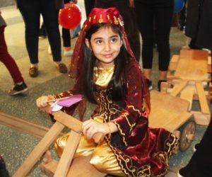 Olgunlaşma Enstitüsü Yöresel Çocuk Oyunları Etkinliği Düzenledi