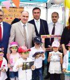 """Türkan Özge Anaokulundan """"Okul Dışarıda Günü"""" Etkinliği"""