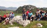 Andırın'da Aday Öğretmenler Tarihi ve Turistik Alanları Gezdi