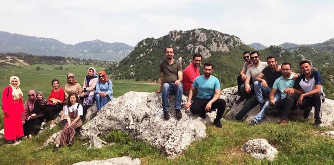 Aday öğretmenlere gezi düzenlendi