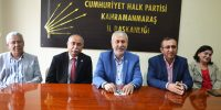 CHP Kahramanmaraş İl Teşkilatının Basın Toplantısı