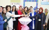Arslanbey Ortaokulu 25 proje ile TÜBİTAK 4006 Bilim Fuarını açtı