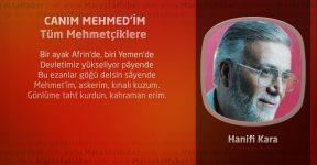 CANIM MEHMED'İM