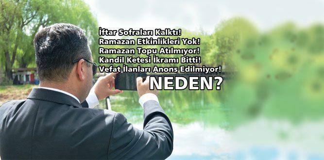 Başkan Gürbüz'e Naçizane Tavsiyeler!.