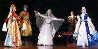 Kafkas Kültür Derneğinin Muhteşem Final Gösterisi