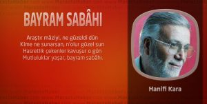 BAYRAM SABÂHI