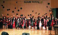 Şifa Hatun Mesleki Teknik ve Anadolu Lisesi 3. Mezuniyet törenini gerçekleştirdi.