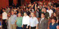4-B Sınıf öğretmeni Ahmet Aşçı'nın mezuniyet gecesinde duygulu anlar