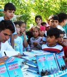 Afşinli Yazar Candemir, İmza gününü doğduğu köyde yaptı!