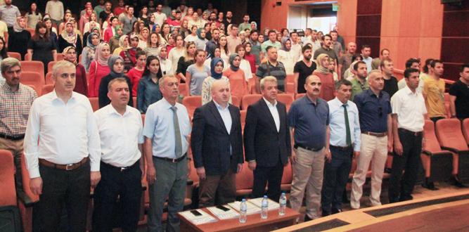 Rehberlik Öğretmenleri Yıl Sonu Toplantısı Yapıldı