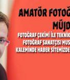 Mustafa Yorulmaz Yazar Kadromuzda