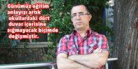 Prof. Dr. Ahmet İlhan Şen Doğa Eğitimini Değerlendirdi