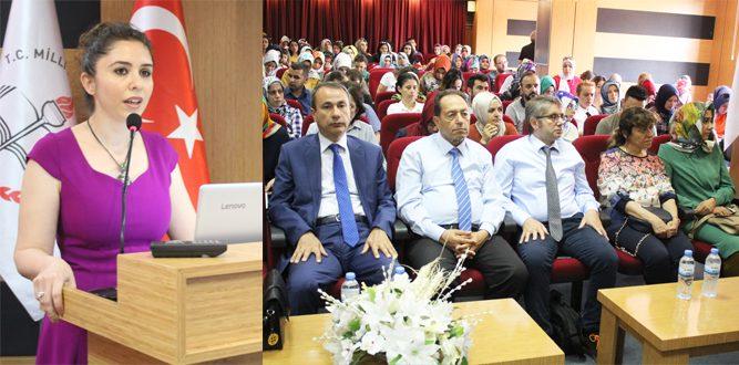 Okul Öncesi Öğretmenlere Konferans