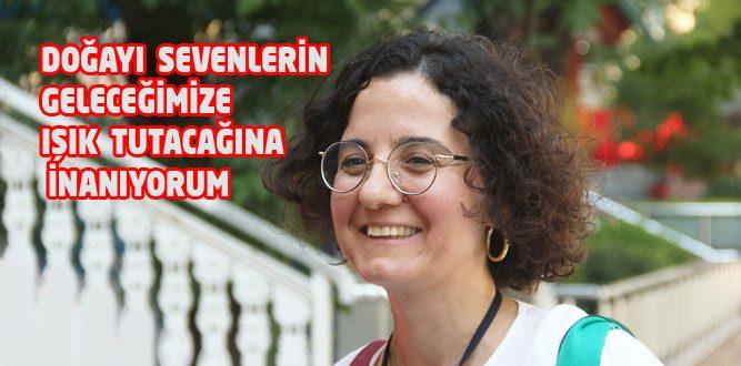 Prof.Dr. Dilek Erduran Avcı'dan Doğa Bilinci