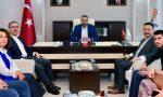 Başkan Güngör Elbistan Ak Parti'ye Teşekkür Etti