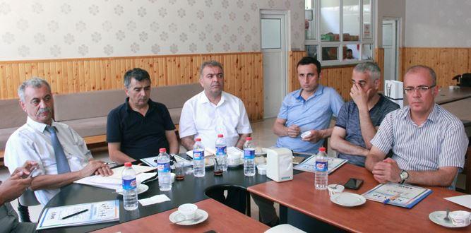 Rehberlik Hizmetleri İl Danışma Komisyonu Toplantısı yapıldı