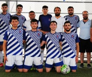 KSÜ Tömer Takımı,İstanbul Gelişim Üniversitesi Hatay şubesi takımı ile final oynadı