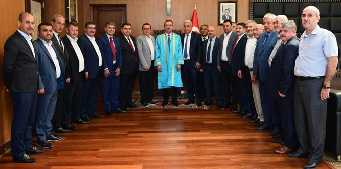 Başkan Güngör: Ahilik Muhabbet, Kardeşlik ve Paylaşmadır