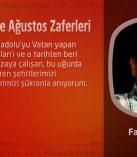 Türk Tarihinde Ağustos Zaferleri