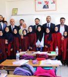 Erenler İmam Hatip Ortaokulu ve Yurdu Dualarla Açıldı