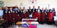 Onikişubat Belediyesi eğitime bir okul daha kazandırdı