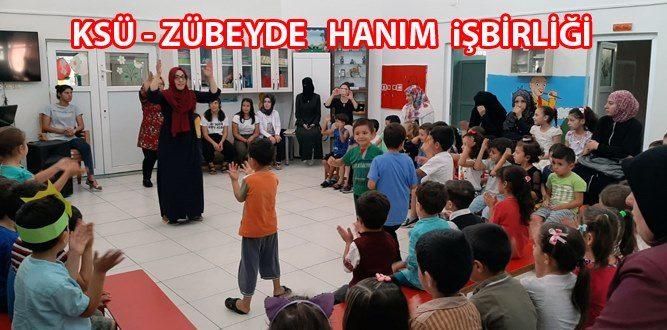 """Okul Öncesi """"Okula Geçiş Partisi"""" Yapıldı"""