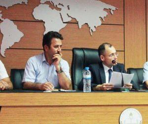 Dulkadiroğlu İlçesinde Okul Güvenliği Toplantısına Vali Yardımcısı Halil Avşar Başkanlık Etti