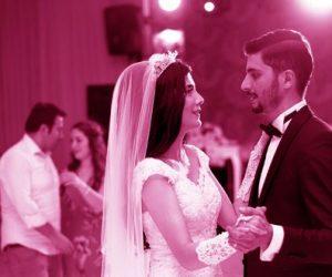 Mehmet Said Karakoç ile, Merve Nur Şanlıdağ'ın ' düğün töreni