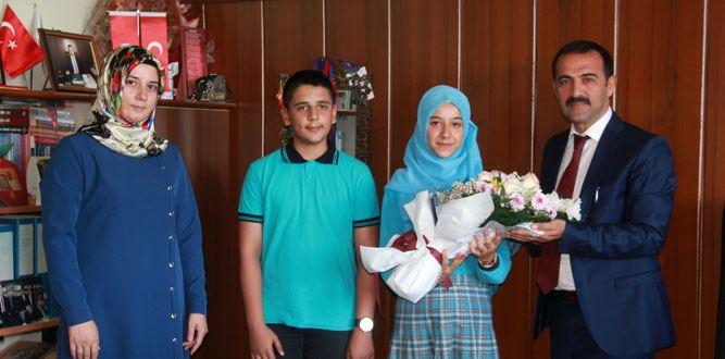 İlköğretim Haftası Kapsamında Makam Ziyareti