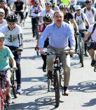 Bisiklet Yolları Geliyor