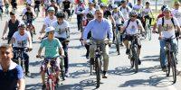 Bisiklet Sürelim Birlikte Yürüyelim