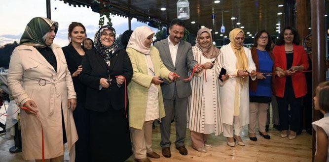 Bayanlar İçin Mükrime Hatun Kültürevi Hizmete Açıldı