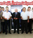 Kahramanmaraş'ta Robotik Kodlama Atölyesi Açıldı