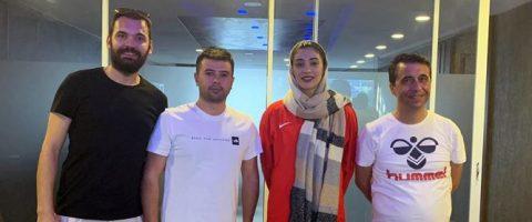 İranlı Milli Bayan Voleybolcu Elbistanspor'da
