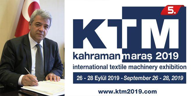 Kahramanmaraş Tekstil Makineleri Fuarı Kapılarını Açıyor
