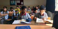 100. Yıl Ortaokulundan Barış Pınarı Kahramanlarına destek