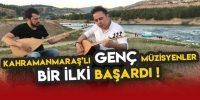 Doğa'da Kahramanmaraş Türküleri söylüyorlar !