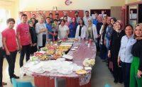 TOKİ Yıldız Mesleki ve Teknik Anadolu Lisesinde Okul Müdürüne Vefa