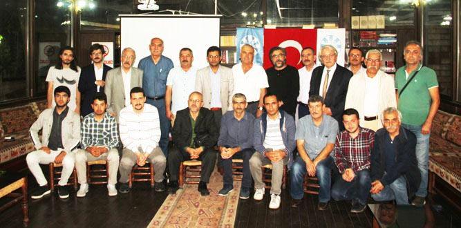 Bahaettin Karakoç TYB Kahramanmaraş Şubesince Yâd Edildi