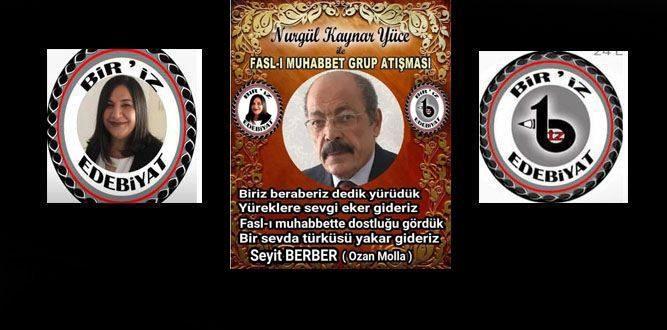 Nurgül Kaynar Yüce İle Fasl-ı Muhabbet Grup Atışması-21
