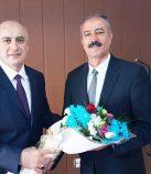 Adem Aydoğan İlçe Millî Eğitim Müdürü Oldu