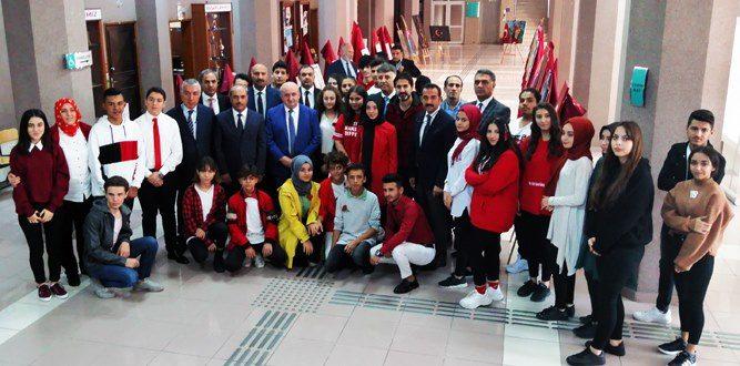 """""""Dünden Bugüne"""" Atatürk ve Cumhuriyet Sergisi"""