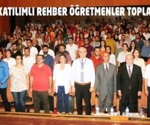 Kahramanmaraş'ta İl Geneli Rehberlik Öğretmenleri Sene Başı Toplantı Yapıldı