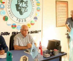 Bahaettin Karakoç, Kahramanmaraş Türk Ocakları Şubesi tarafından anıldı