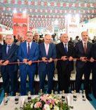 Kahramanmaraş'ta Anadolu'nun En Büyük Kitap Fuarı Açıldı