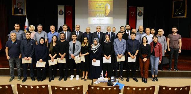 KSÜ Türk Edebiyatının Beyaz Kartalı Bahaettin Karakoç'u Andı