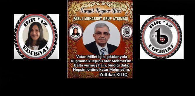 Nurgül Kaynar Yüce İle Fasl-ı Muhabbet Grup Atışması-22