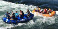 Ceyhan Nehri'nde Rafting Zamanı