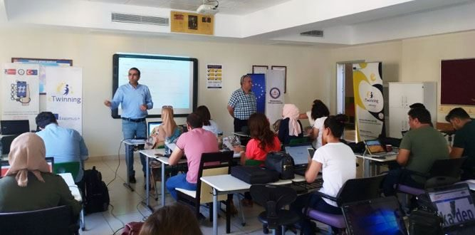 İl Milli Eğitim Müdürlüğü Arge Birimi Erasmus+ Proje Hazırlama Eğitimlerini Tamamladı